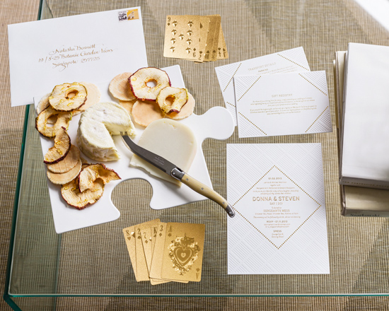 zed and bee wedding stationery collection014 Zed & Bee Wedding Stationery Collection