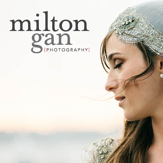 Milton Gan Photography Bride banner