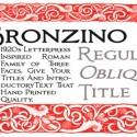 Bronzino™21 125x125 Friday Roundup