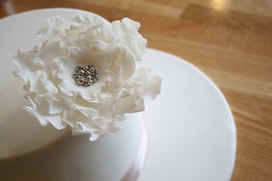 DIY Cake Decorating Rose Tutorial0728 A Look Back At Polka Dot Made 2012