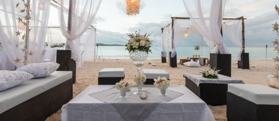 JMP2489 1 550x239 All White Wedding Setting: Pristine Wedding Luxury at Jumby Bay, a Rosewood Resort