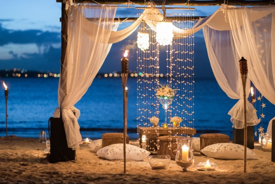 JMP2598 550x367 All White Wedding Setting: Pristine Wedding Luxury at Jumby Bay, a Rosewood Resort