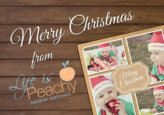 Merry CHristmas Polka Dot1 Christmas Favourites Life Is Peachy