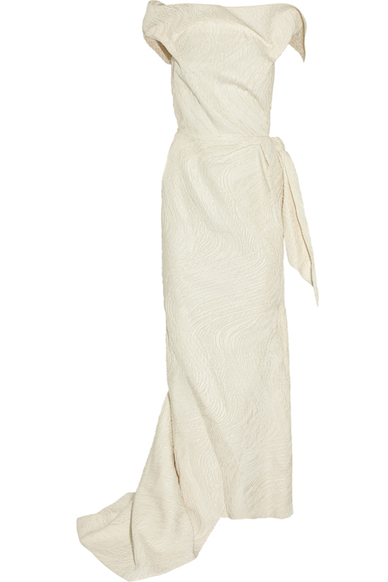 Roland Mouret wedding gowns011 Roland Mouret The White Collection