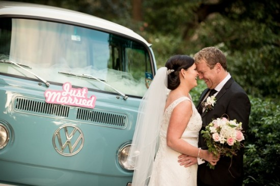 TB 302 201208120825 DX 73461 550x366 Lisa & Macca's Vintage Inspired Convent Wedding
