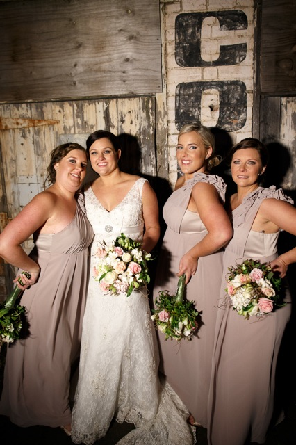 TB 394 201208120825 DX 67411 Lisa & Macca's Vintage Inspired Convent Wedding
