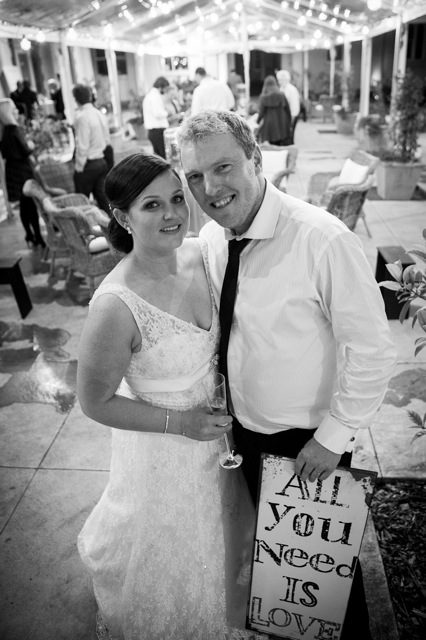 TB 664 201208120825 DX 71801 Lisa & Macca's Vintage Inspired Convent Wedding