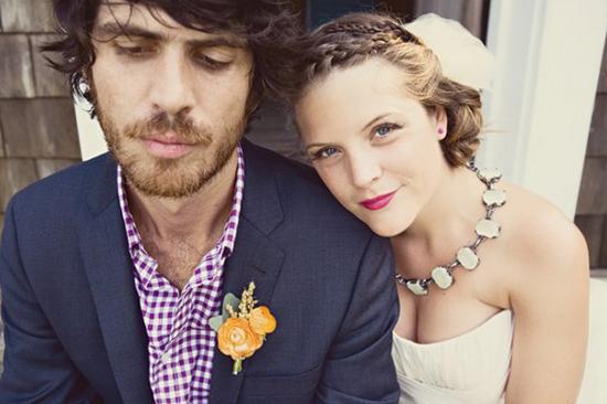 Vintage groom A Look Back At Polka Dot Groom 2012