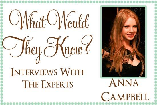 anna campbell A Look Back At Polka Dot Wisdom 2012