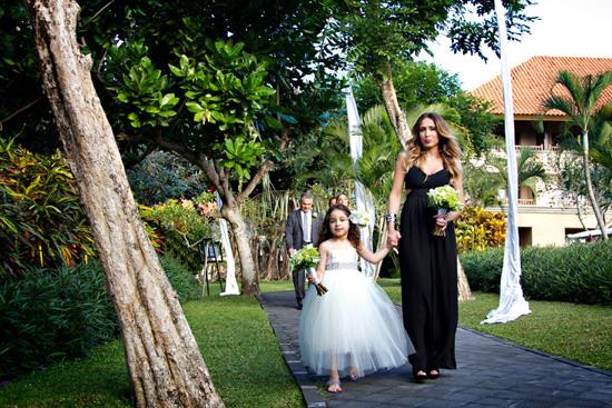 ayana resort wedding bali014 A Look Back At Polka Dot Honeymoons 2012