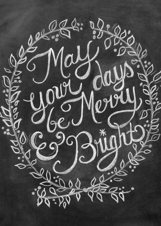 chalkboard-christmas-card-chalk-art