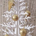 Gold Leaf Ornament Tutorial