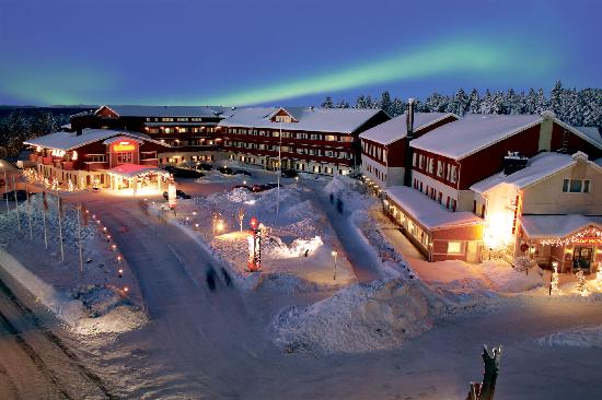 hotel hullu poro levi Five Resorts For A Christmas Style Honeymoon In Lapland