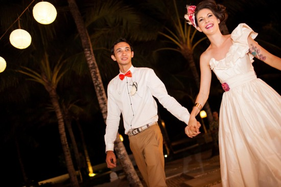 img 6281 550x366 Saskia + Pats Colourful Bali Wedding