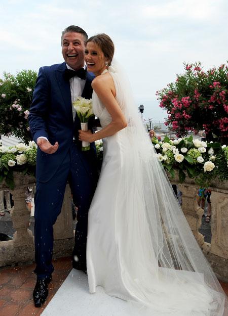 kate waterhouse wedding