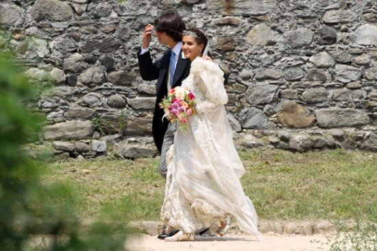 margherita missoni a 550x366 The 2012 Celebrity Wedding Countdown