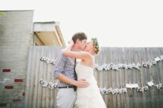 Rin and Joes Handmade Melbourne Wedding