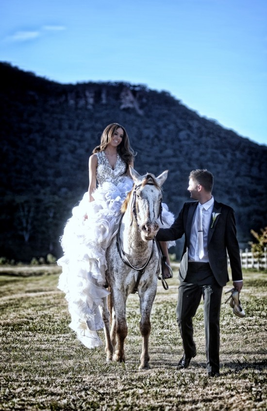 michael clarke wedding 550x845 The 2012 Celebrity Wedding Countdown