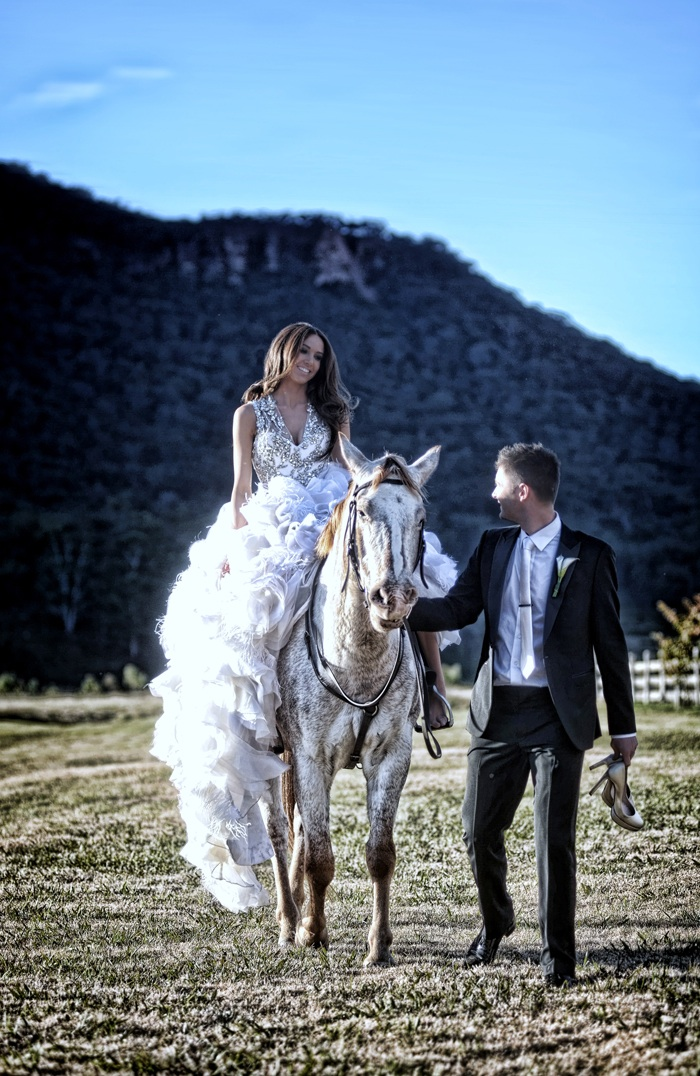 michael clarke wedding
