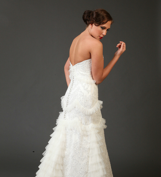 peter de petra bridal couture002 Peter De Petra Bridal Couture Nostalgia Collection