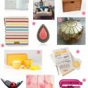 polka dot christmas gift ideas 2012