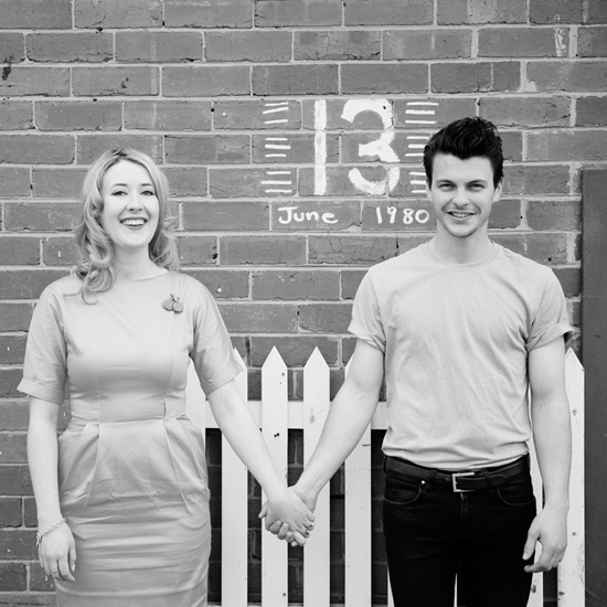 relaxed retro engagement photos-03