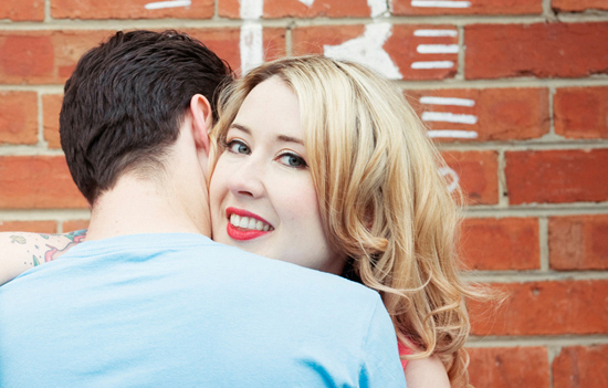 relaxed retro engagement photos-07