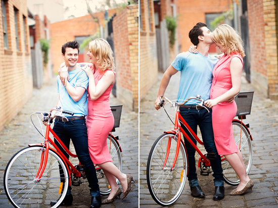 relaxed retro engagement photos-11