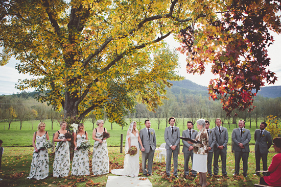 romantic kangaroo valley country wedding24