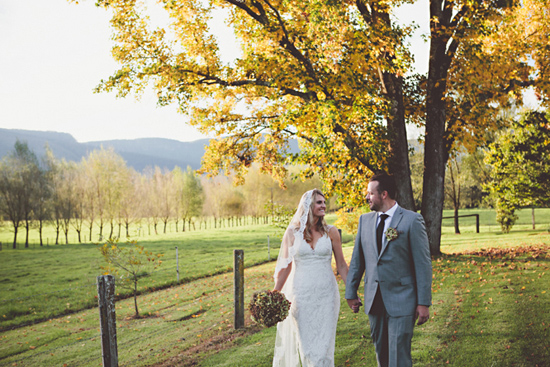 romantic kangaroo valley country wedding31 Sarah and Evans Romantic Country Wedding