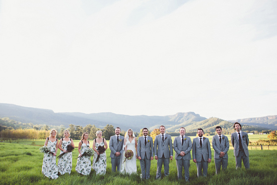 romantic kangaroo valley country wedding34 Sarah and Evans Romantic Country Wedding