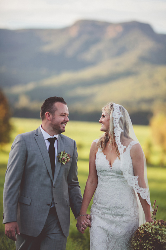 romantic kangaroo valley country wedding37 Sarah and Evans Romantic Country Wedding