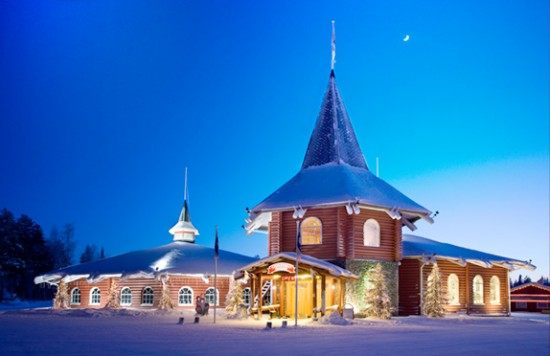 Five Resorts For A Christmas Style Honeymoon In Lapland