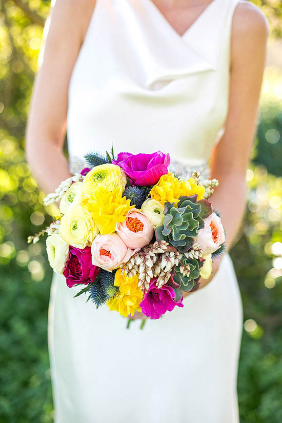 spring wedding inspiration011 Colour Of Love Summer Wedding Inspiration