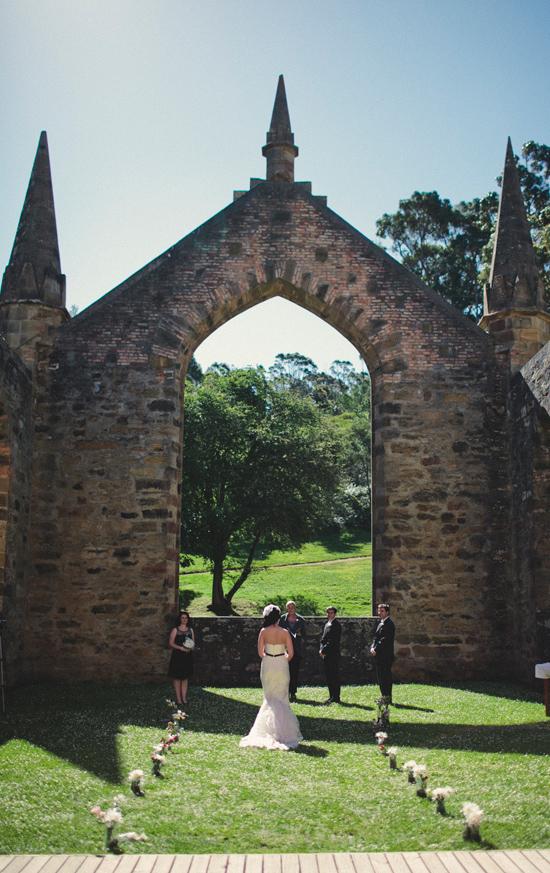 tasmanian elopement056 A Look Back At Polka Dot Honeymoons 2012