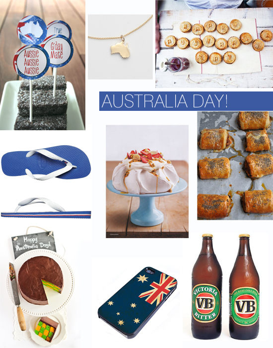 Australia Day Style1 Shoe Crush Sunday Australia Day Style