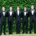 Groomsmen with pocket squares 2