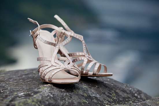 Lee's Wedding Shoes from Wittner