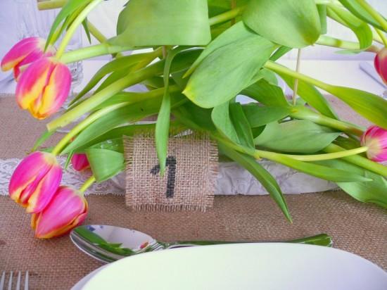 P1240298 550x412 DIY Tulip Centerpiece Tutorial