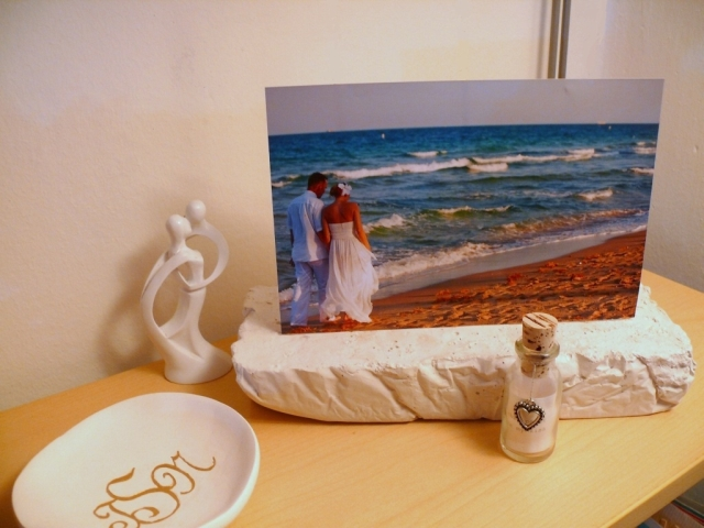 Centerpiece Photo Frame