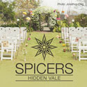 Spicers Hidden Vale Weddings Banner