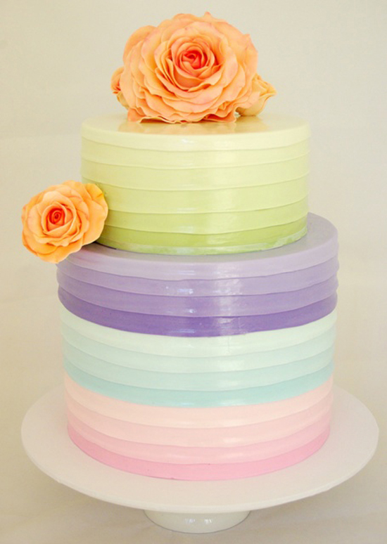 Sugar Blossom Cakes Wedding Cakes Vintage Rustic Fun1042 Sugablossom Cakes Top 10 Cakes for 2012