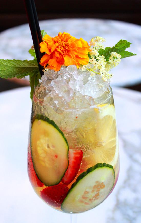 Summer Sangria Cocktail Recipe