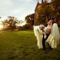 Lisa & Macca's Vintage Inspired Convent Wedding