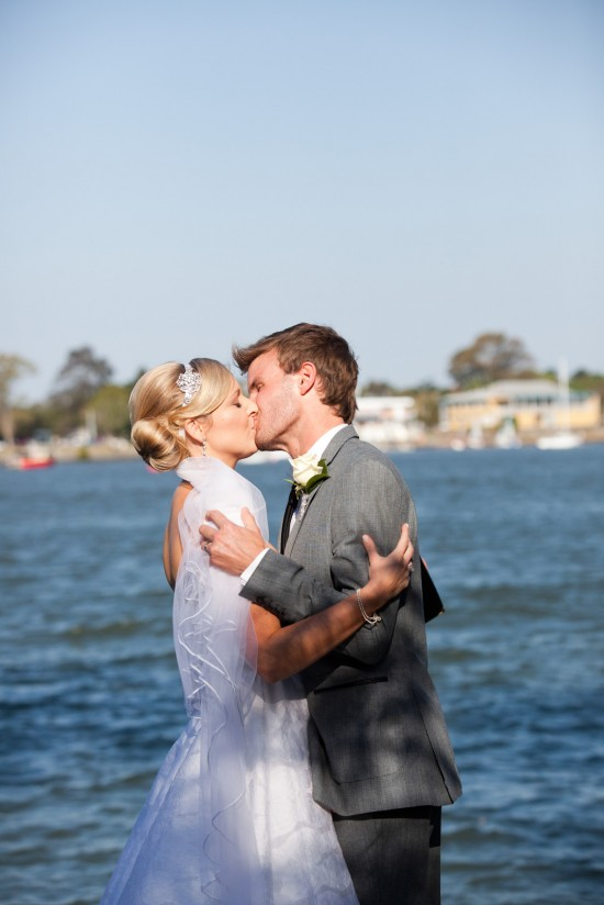 Wedding5Star 221 550x824 Holly and Zacs Elegant Rose Wedding On The River