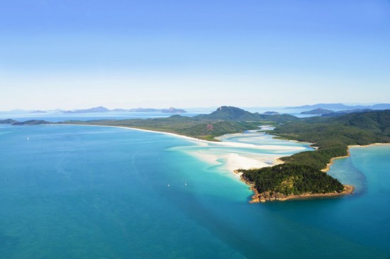 Whitsundays 2 550x366 Top Ten Destination Wedding Locations