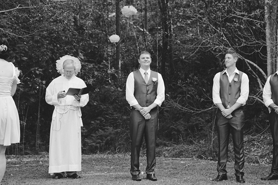backyard garden wedding04 Jaci and Bens Backyard Garden Wedding