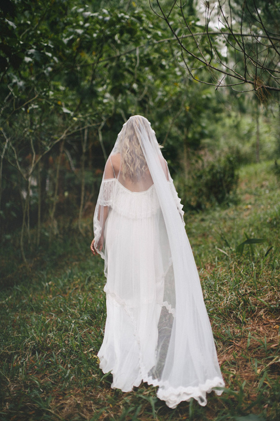 boho wedding gowns30 Grace Loves Lace Deep Forest Bridal Inspiration