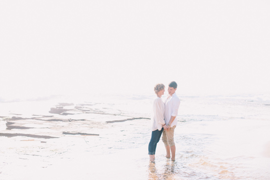 breakfast at the beach engagement 12
