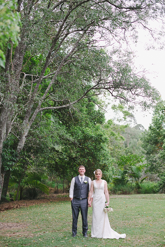 garden wedding inspiration Jaci and Bens Backyard Garden Wedding